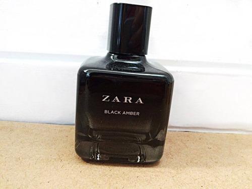 perfume zara black 100 ml