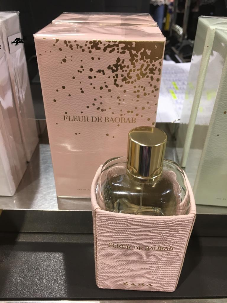 Perfume Zara Fleur De Baobab 100ml Nuevo Y Cerrado 2 300 00 En