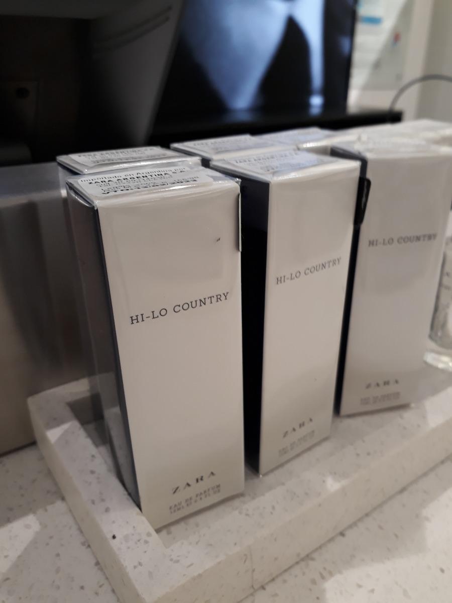Perfume Zara Hi Lo Country Eau De Parfum 12 Ml Clon Ultra Male
