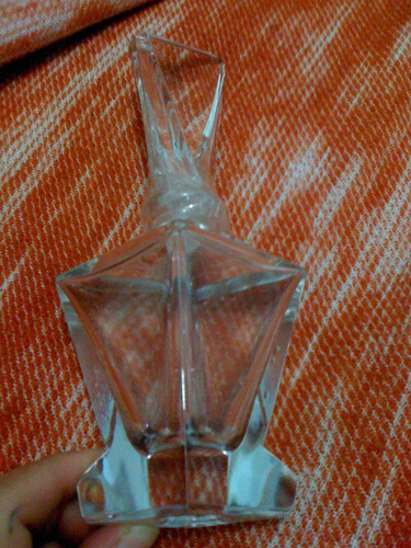 perfumero de cristal