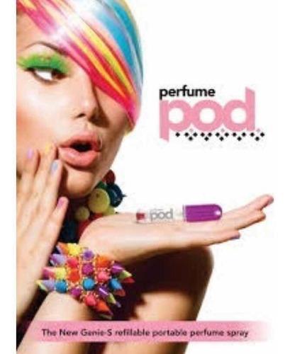 perfumero pod ice recargable original by travalo