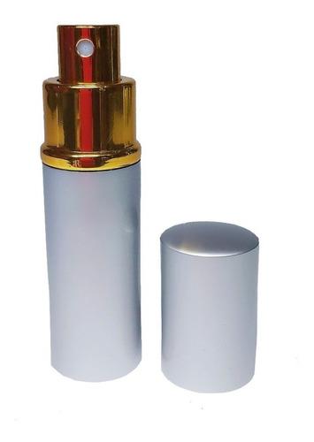 perfumero vaporizador de cartera plata p1441