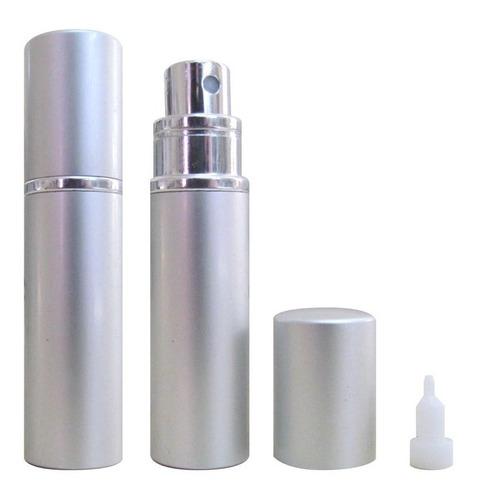 perfumero vaporizador de metal con aplicador x 5ml p1447