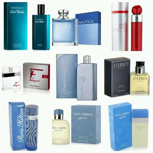 perfumes 100% original  manejamos excelentes precios