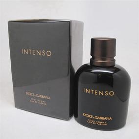 d2e0025e2 Dolce Gabbana Intenso 200ml - Perfumes no Mercado Livre Brasil