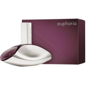 79a7d8bcb6f0f Kit Euphoria Calvin Klein Feminino - Perfumes no Mercado Livre Brasil