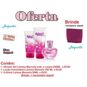 10848ac619d1a Perfume Da Larissa Manoela Jequiti - Beleza e Cuidado Pessoal no ...