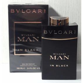 ba4b820576b8a Perfume Bulgari Man In Black 200ml - Perfumes no Mercado Livre Brasil