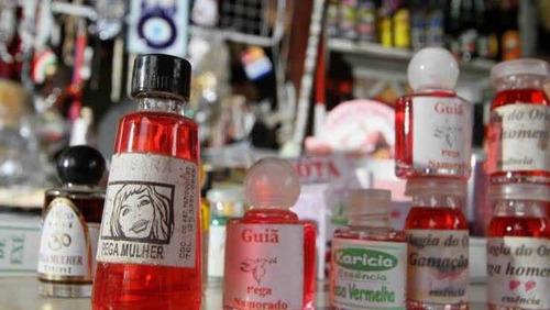 perfumes atrativos (umbanda )
