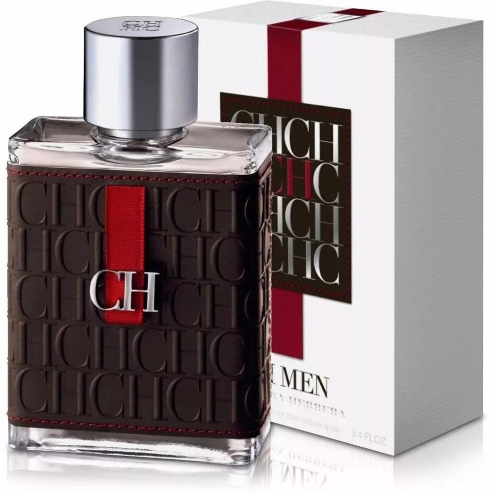 d189143a8a Perfumes Caballeros Ch Men Carolina Herrera 100 Ml Colonias - Bs. 63.000,00  en Mercado Libre