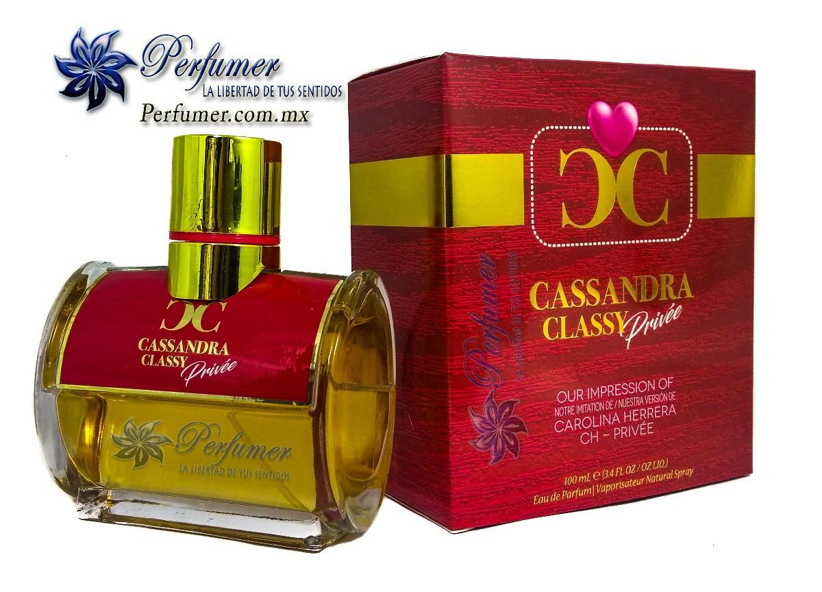 9068ce09544b7 Perfumes Carolina Herrera. Casandra Privee Mujer 100ml. -   238.00 ...