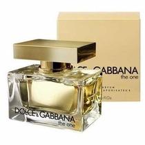 Dolce & Gabanna The One Edp 75ml - Perfumes Originales