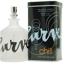 Curve Chill Hombre Liz Claiborne 4.2oz (125.ml) Original