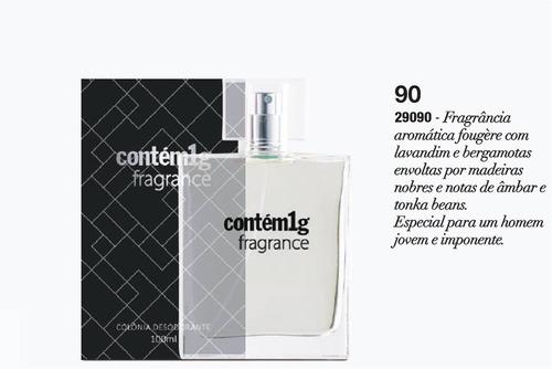 perfumes contém 1g fragrance 90- nacionais (contratipos).