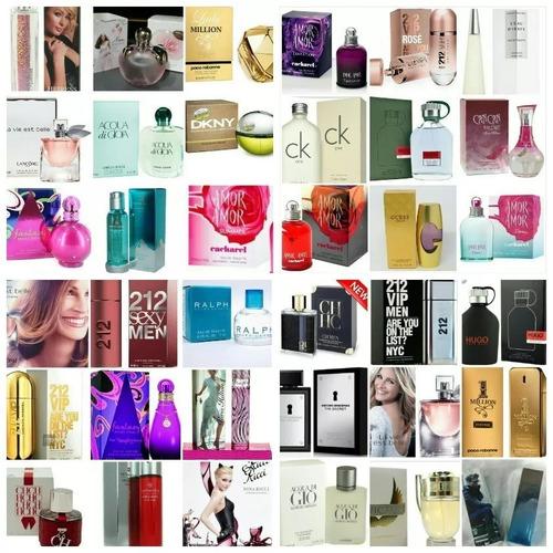 perfumes damas y caballeros importados