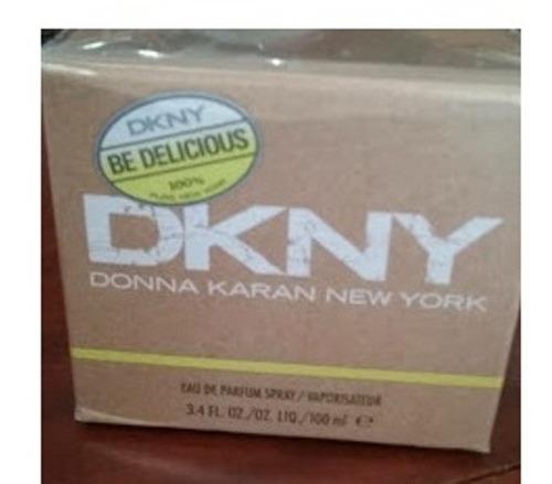 perfumes dkny 100ml mujer original