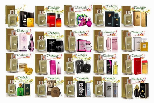 perfumes e cosméticos e bem estar