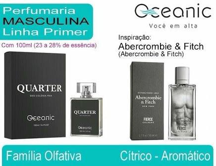 perfumes e cremes