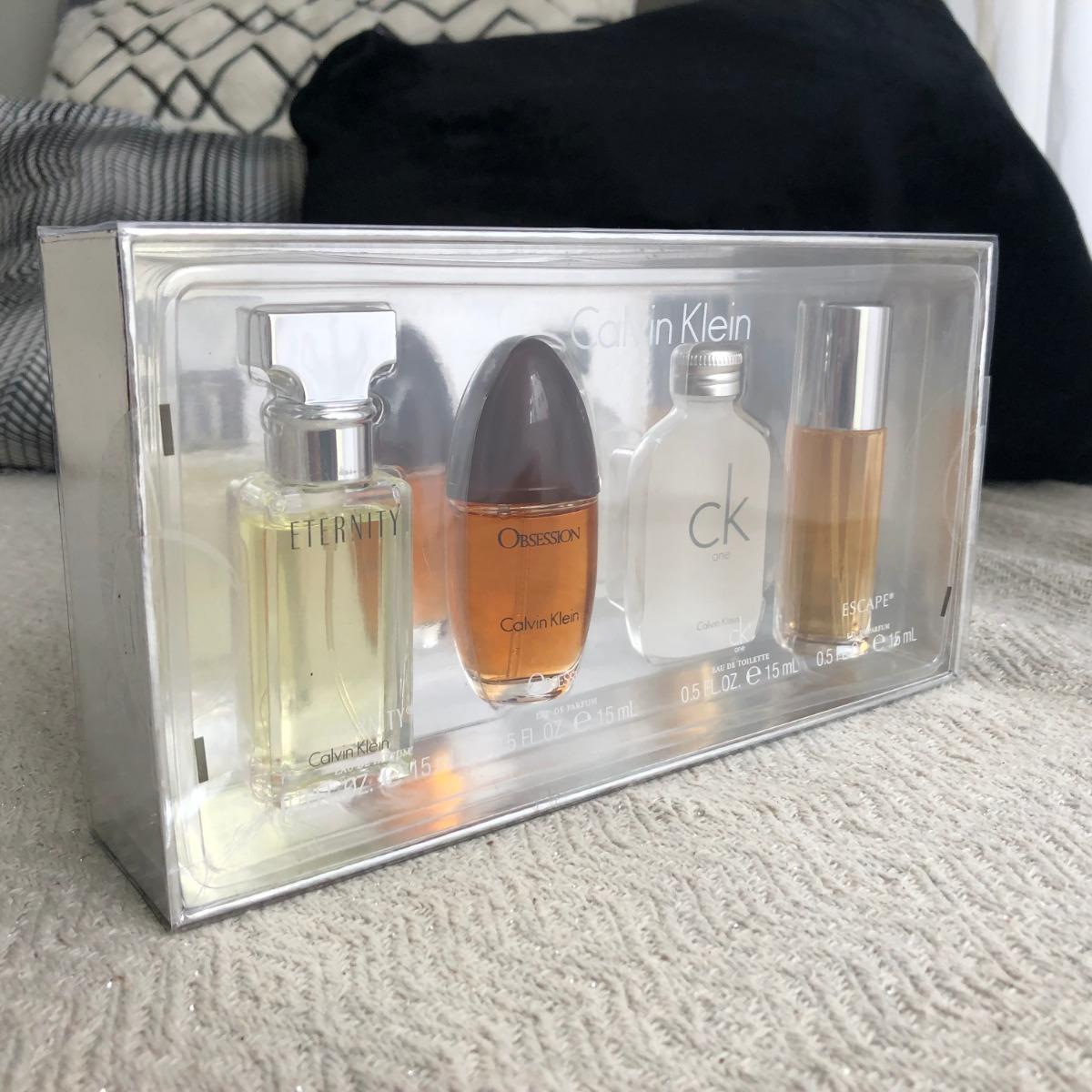 881f32c822886 Perfumes Femininos Calvin Klein - R  150