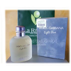 Light Ml Importada Hombre Riviera La Dolce Gabbana Blue 100 eED9IY2bWH