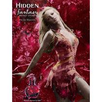 Perfume Britney Spears Hidden Fantasy 100ml Envio Gratis