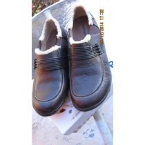 Hush Puppies Botas Zapatillas Zapatos 100% Cuero Nº 37