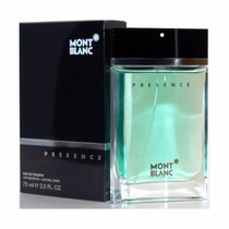 Perfume Mont Blanc Presence Y Embleme 75 Y 100ml Caballero