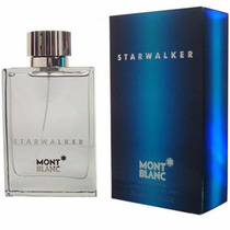 Perfume Mont Blanc Starwalker Caballero 75ml Original 100%
