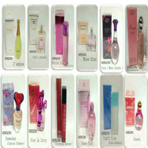 Guess Pink, París Hilton, Victoria Secret, Coco Chanel, Blue
