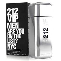 Perfume 212 Vip De Carolina Herrera 100 Ml