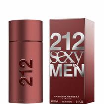 Perfume 212 Sexy Men Para Caballero Ch