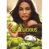 Perfume Dkny Be Delicious For Her 100ml Envio Gratis Serex