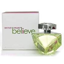 Perfume Believe Britney Spears 100ml. 100% Originales