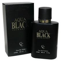 Acqua De Gio Black Hecho Por Classic Collection