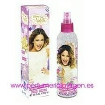 Colonia Corporal Body Spray Violetta 200 Ml Disney