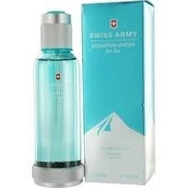 Swiss Army Mountain Water For Her 100ml Original Dama