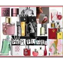Perfumes Originales Al Mayor Y Detal Gran Variedad