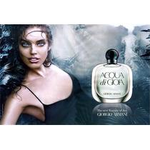 Perfume Armani Acqua Di Giogia For Her 100ml Envio Gratis