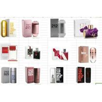 Perfumes Damas Caballeros Dior Chanel Ferrari Armani Ch