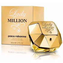Perfume Lady Million Paco Rabanne Damas