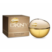 Dkny Be Delicious Golden Dama 100ml Original 100%