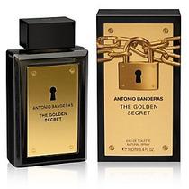 Perfume Golden Secret Caballero 100ml Antonio Banderas