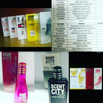 Perfumes Scent City Orginal. Al Mayor Y Detal