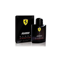 *** Super Ferrari Black Caballero 125ml 100% Original ***