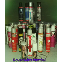 Perfumes En Todas Las Fragancias Para Dama,caballero Y Niños