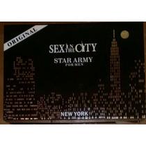 Estuche De Perfume Sex In The City For Men Original Oferta