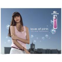 Perfume Lacoste Love Of Pink 4 Her 100ml Envio Gratis Serex