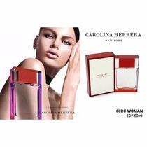Nuevo Perfume Carolina Herrera Chic 4 Her 100ml Envio Gratis