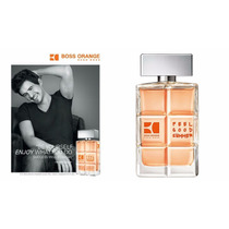 Perfume Hugo Boss Orange Summer 100ml 4 Him Envio Gratis