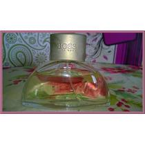 Perfume Original Hugo Boss Woman Abierto